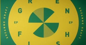[New Release] Suzanne Kraft – 'Green Flash' EP (Running Back Germany)