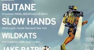 [Party] BASK Season Closing Party – Butane, Slow Hands, WildKats & Jake Patrick (Sept.25.11, Los Angeles)