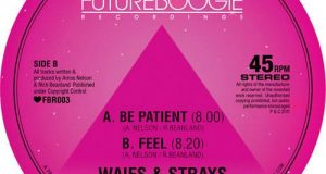 [New Release] Waifs &#038; Strays &#8211; Be Patient EP (Futureboogie Recordings)