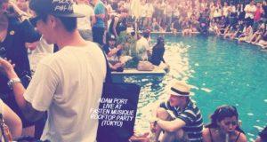 [New Mix] Adam Port – Live @ The Fasten Musique Rooftop Party (Laputa Garden, Tokyo)