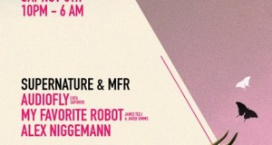 [Party] Supernature presents… My Favorite Robot & Glass Table @ Corsica Studios (London / Nov 5, 2011) + TICKET GIVEAWAY