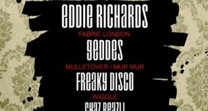[Contests] WIN TWO TICKETS to Beat Freak with Eddie Richards, Geddes &#038; More @ Basing House (London, Nov. 26, 2011)