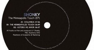 [Forthcoming Release] Shonky &#8211; The Minneapolis Touch (Apollonia)