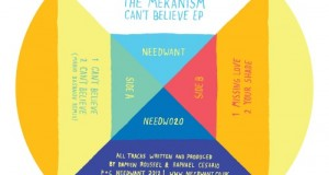 [Forthcoming Release] The Mekanism – Can't Believe EP (Needwant, February 13)