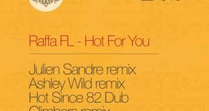 [New Release] Raffa FL – Hot For You (Electronique)