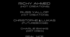 [Party] Real Nice presents vs E.T.A. – Richy Ahmed, Russ Yallop, Christophe & Lukas, Charlie Banks and Real Nice (April 5, The Loft, London)