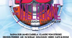 [Party] WMC Preview — DJ Mag Recession Sessions at the Shelborne