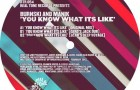 [New Release] Burnski and MANIK – You Know What It's Like (Real Tone Records)