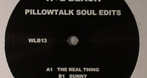 [New Release] PillowTalk &#8211; Soul Edits (Wolf + Lamb Black)