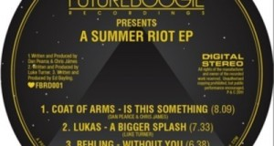 [New Release] Summer Riot EP (Futureboogie Recordings)