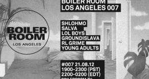 Boiler Room LA, Friends of Friends Label Showcase