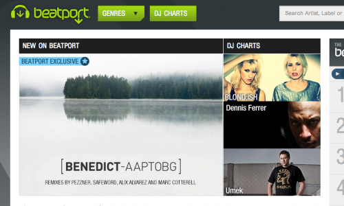 San Diego, CA – Halo's Label Surface Recordings Makes Beatport Front Page