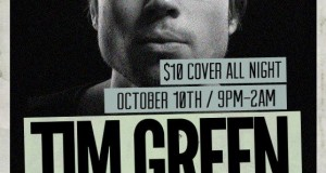 Tim Green at La Cave Wednesdays
