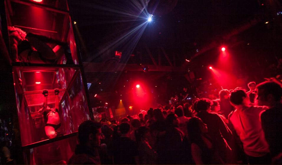 Sound Nightclub in Los Angeles Opens Its Doors / Live Mix from Clovis