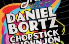 Parties are 4 Lovers: Daniel Bortz, Chopstick + JohnJon, Aquarius Heaven, PillowTalk