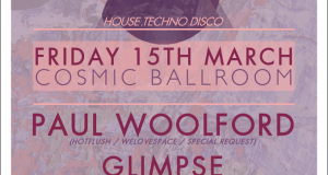 [Party] Ape-X &#038; Rubix Presents PAUL WOOLFORD // GLIMPSE // CITIZEN &#038; More&#8230;