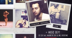 Grand Opening of Polaroid Thursdays ft. Jacques Renault