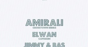 """(Party) CapsuleM presents """"Sunday afternoon with Amirali"""""""