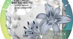 Alberto Santizzo – Want You, Need You EP (Trick Track Records)