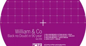William Medagli & Thallulah – Back No Doubt In 90 Years (KES Records)