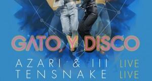 WMC Season, Our First Party Recommendation? Gato Y Disco with Mano Le Tough, Azari & III, Pillowtalk + more
