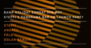 electric minds Present Steffi&#8217;s Panorama Bar 05 Mix CD Launch Party