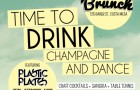 [Party]  BRUNCH feat. Plastic Plates @ Mesa
