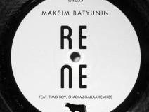 Maksim Batyunin – Rene (BEEF Records)