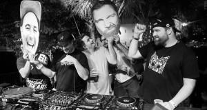 Dirtybird Players WMC 2013 feat. Claude Von Stroke, Justin Martin & De La Soul | Recap Video by Jeff Corrigan