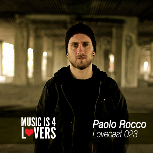 Lovecast 023 Paolo Rocco