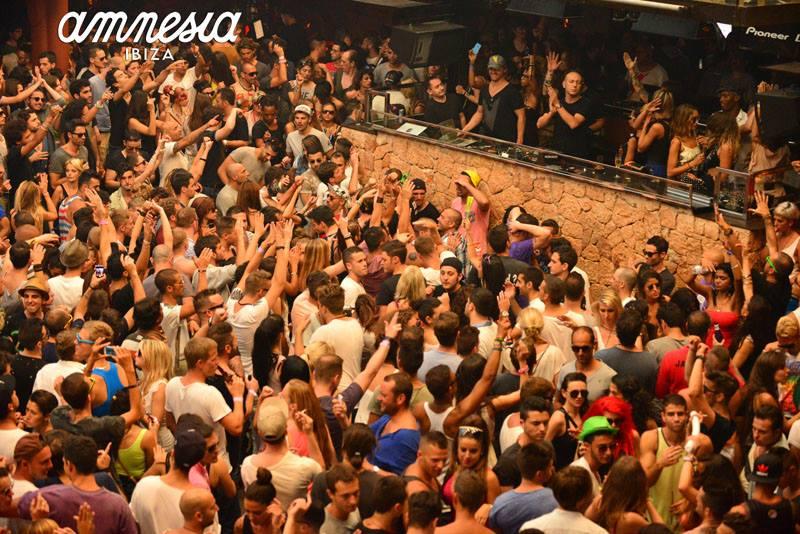 Photo: Amnesia Ibiza