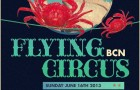 Dance Spirit to Play Flying Circus Barcelona, Sunday June 16