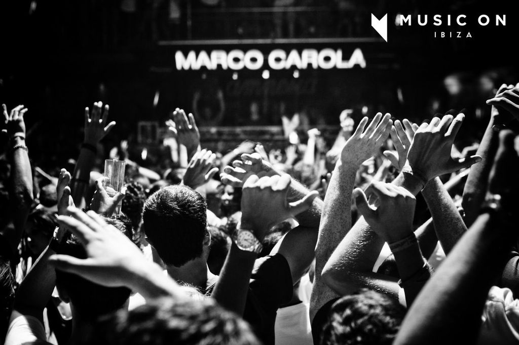 marco carola music on ibiza