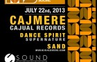 (Party) Monday Social Presents Cajmere, Dance Spirit, and SAND @ Sound