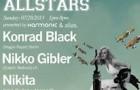(Party)  BASK w/ Konrad Black, Nikko Gibler, Nikita & Jake Patrick