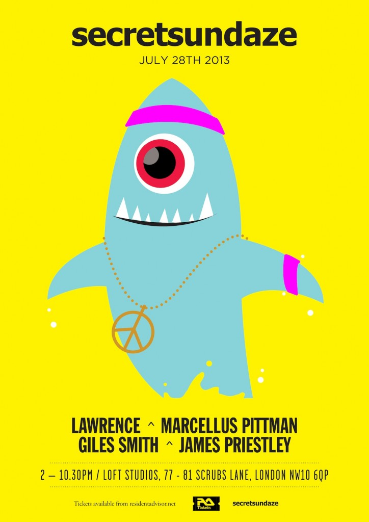secretsundaze july