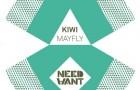 Kiwi ft Amy Skippings – Mayfly EP (Needwant)
