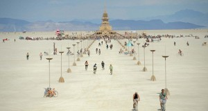 5 Emotions of a Person Not at Burning Man