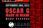 (Party) Monday Social presents Oscar G @ Sound