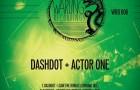 Dashdot & Actor One – The Garden Vol.1 (Warung Recordings)