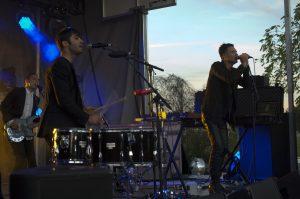 Matthew Dear and Band