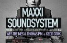 (Party)  Maxxi Soundsystem @ La Cave Wednesdays