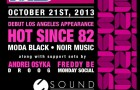 (Party)  Monday Social presents Hot Since 82 @ Sound