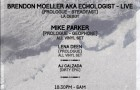 (Party) Dirty Epic Productions Presents  Prologue Label Night with Brendon Moeller AKA Echologist (Live), Mike Parker and Lena Deen