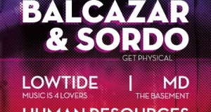 Ticket Giveaway! Win 2 Tickets to See Balcazar & Sordo this Weekend with MINIMAL EFFORT