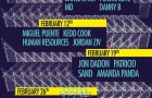 LA's Hottest New Wednesday Night Releases Its February Line Up