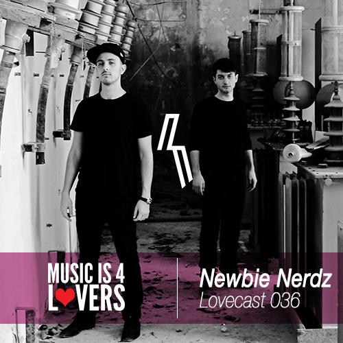 Lovecast 036 Newbie Nerdz