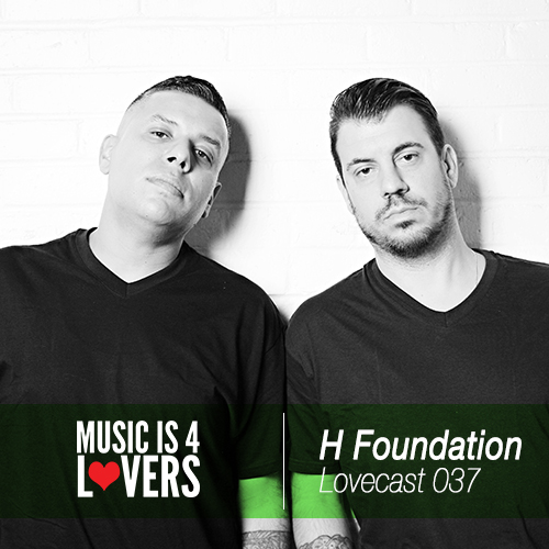 Lovecast 037 H Foundation