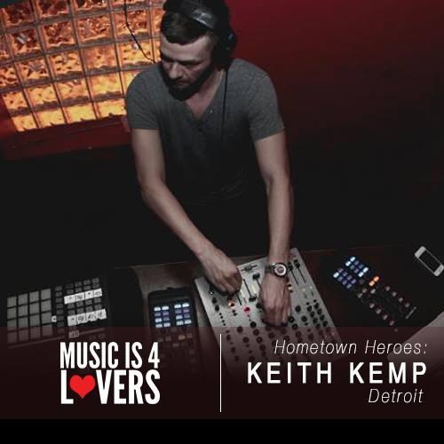 Keith Kemp
