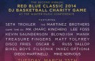 Red Blue Classic: DJs Playing Basketball & Words with MANIK